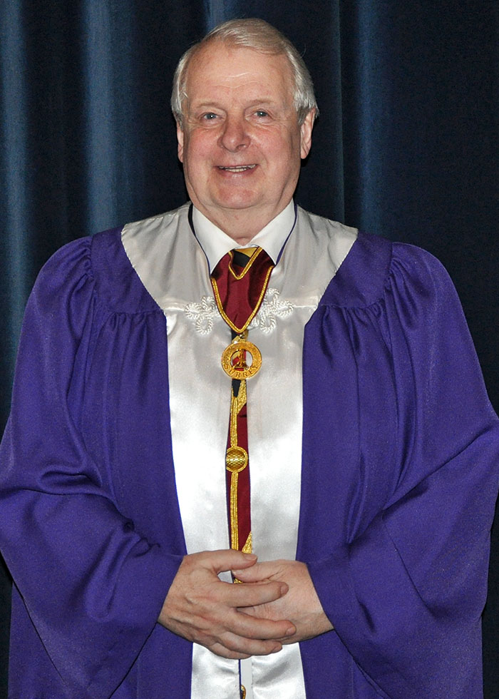 Ill.Comp. Jack Love, PGCondC - Deputy District Grand Master