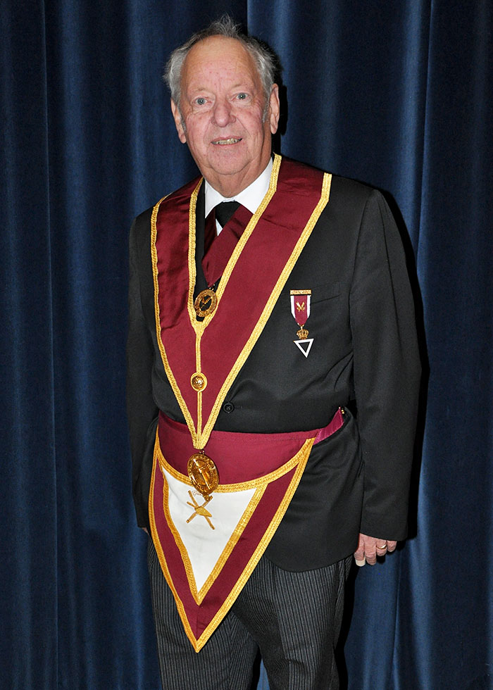 Comp. Terrence Carpenter, DistGRec - District Grand Recorder