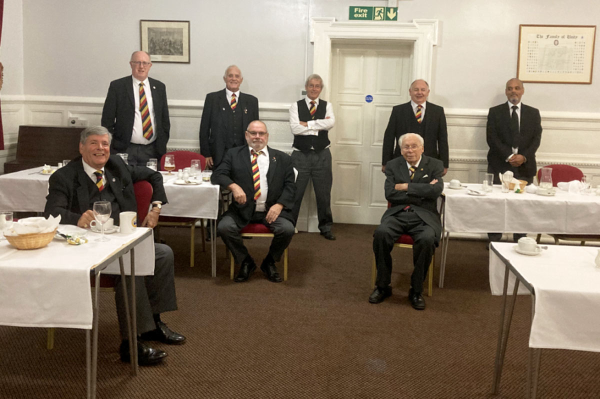A Special Meeting of the Pride of Surrey Council