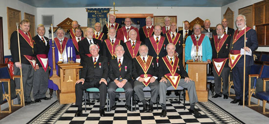 Waverley Council of Royal & Select Masters Welcomes a New Member