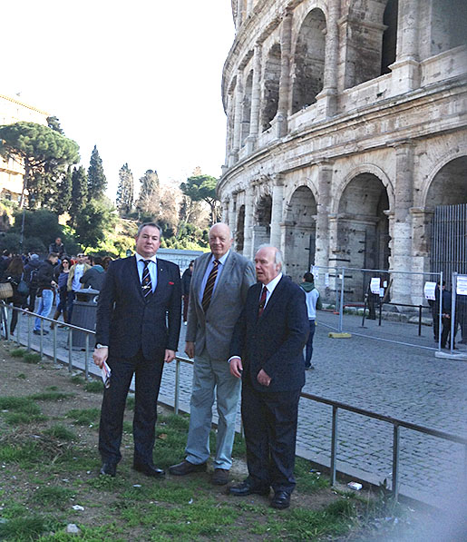 Masonic Tour of Rome - The Treasures of the Temple