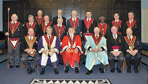 Pride of Surrey Council January Meeting